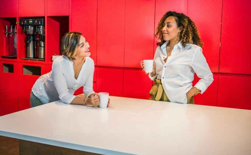 Dérapage d'une conversation – Mamans entélétravail